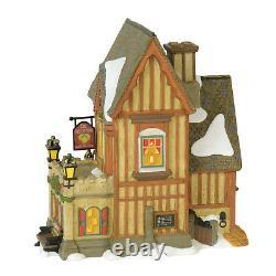 Dept 56 Dickens Village The Three Lemons Inn Lit Building 6000584 2018 D56
