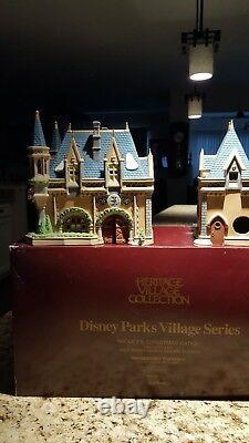 Dept 56 Disney Park Village
