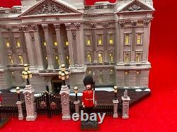 Dept 56 Hand Numbered Collectors Edition Buckingham Palace Set Of 5 Limited Edit