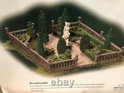 Dept 56 Heritage Collection Dickens Village Formal Gardens 58551 New