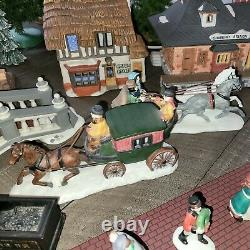 Dept. 56 Heritage Dickens Village Collection (66 Pieces +)