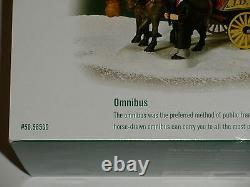 Dept 56 Omnibus Dickens Village #55816