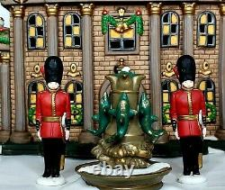 Dept 56 Ramsford Palace Set of 17 Dicken's Village Heritage Limited Ed. 11,863