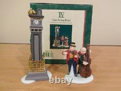 Dept 56 Twelve Days of Dickens Village Full Set of 12 All Perfect