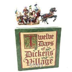Dept 56 Twelve Drummers Drumming Twelve Days of Dickens Village Retired