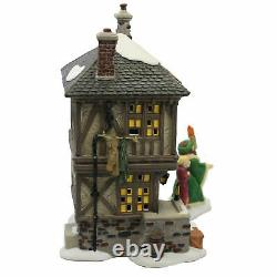 Dept 56 VISITING THE MINER'S HOME A Christmas Carol Dickens Village 6007602 2021
