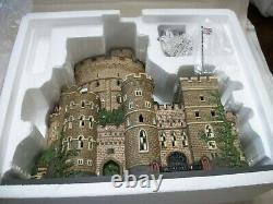 Dept. 56 Windsor Castle Historical Landmark Series Dickens Village 58720. MIB