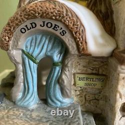 Dept 56 old joe's beetling shop 4044811 Dickens' Village Series Christmas