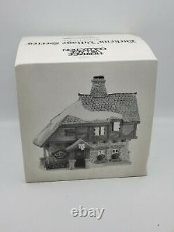 Dickens Heritage Village Department 56 Lot of 4 Buildings + Accessories NEW