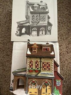 Dickens Village Department 56 Christmas Village Collection