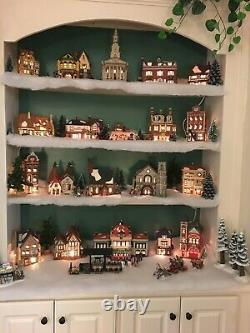 Dickens village department 56 Collection
