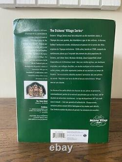 New Department 56 The Dickens Village The Slone Hotel Mint Retired 2003 #58494