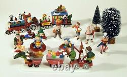 RETIRED Department 56, Heritage Village Collection, Dickens Village, North Pole