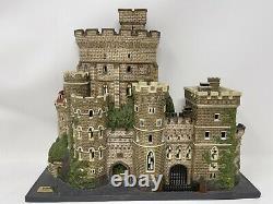 Rare Dept 56 Windsor Castle Historical Landmark Series Dickens Village 58720 Exc
